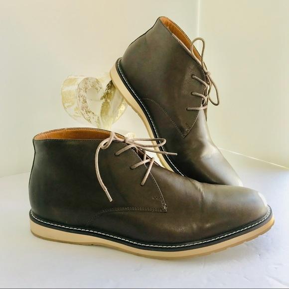 Mens Chukka Boots Laurel Sz 13 Euc